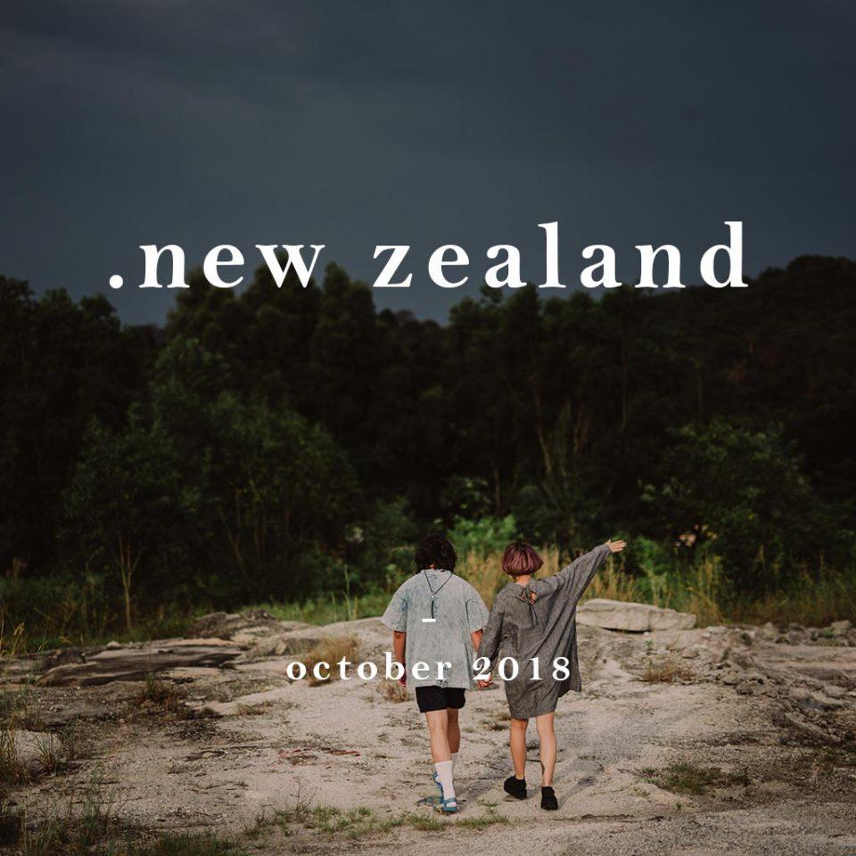 NEW ZEALAND - OCTOBER 2018