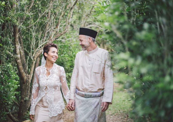 Akad Nikah | Damian & Farisha
