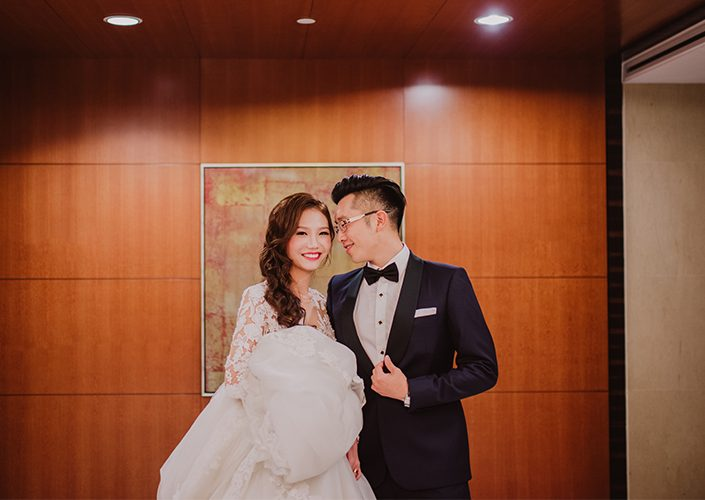 Grand Hyatt KL | Justyn & CK